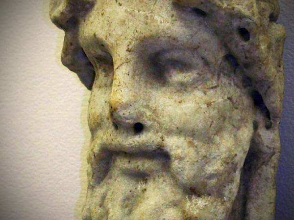 Head of Bacchus, 1st Century AD