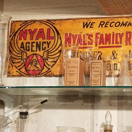 Nyall Drug Sign